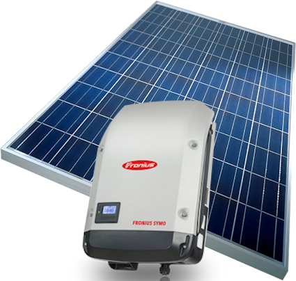 aurinkopaneelit invertteri