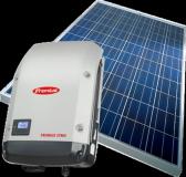 Aurinkojärjestelmä pieneen omakotitaloon 5390€
