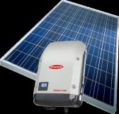 Aurinkojärjestelmä suureen omakotitaloon 7590€